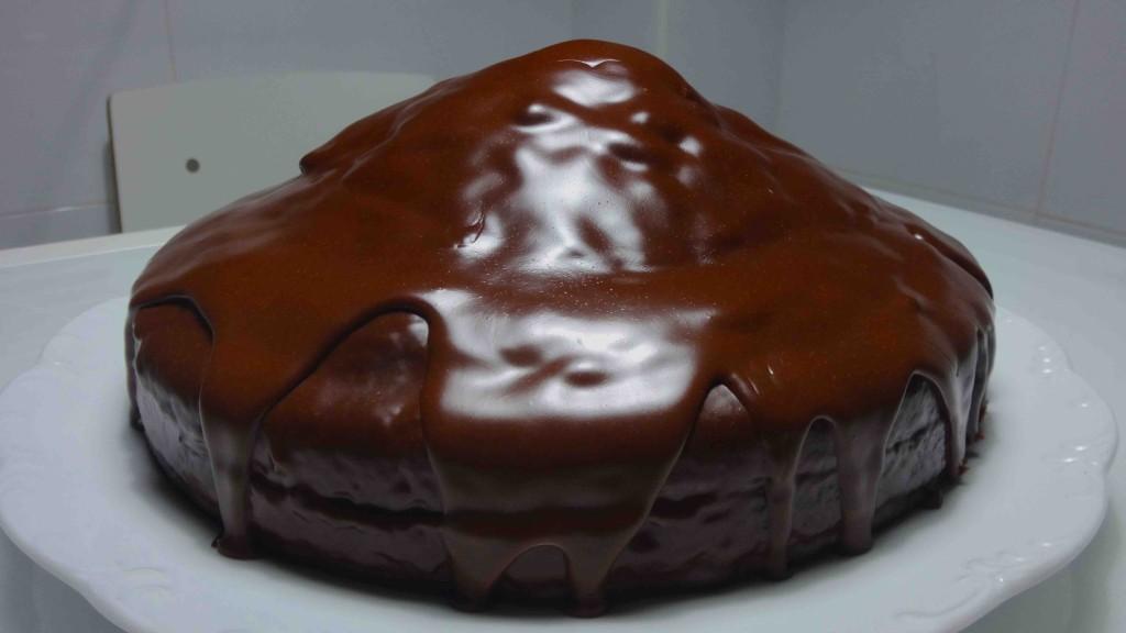Un auténtico pecado de chocolate