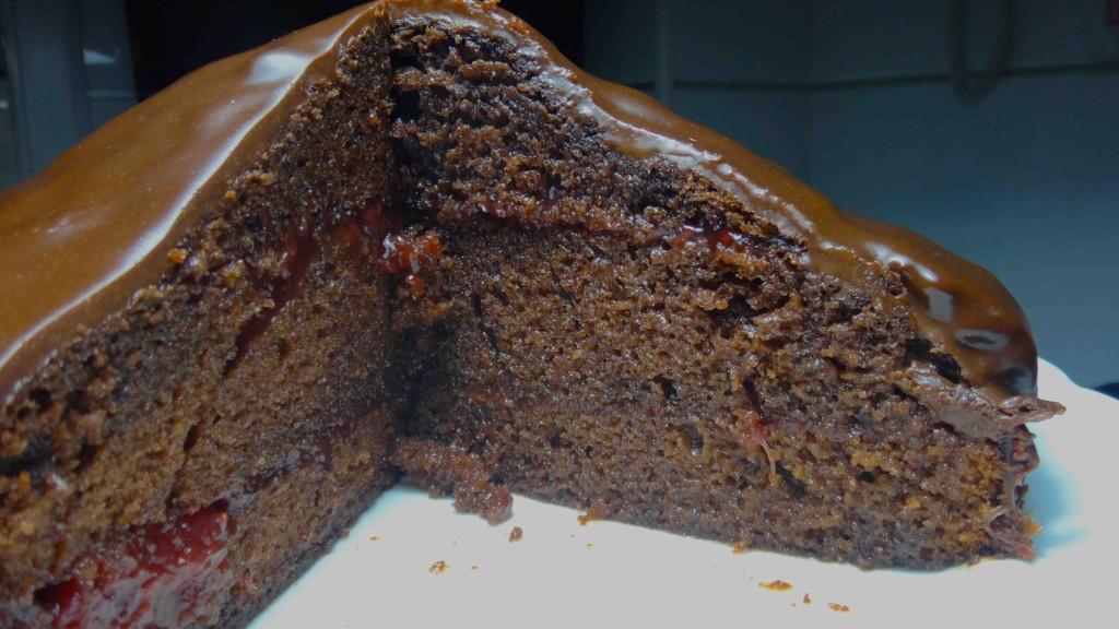Interior de la Vulcano Sar Cake