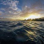 El secreto para cumplir 90 años es nadar en el mar