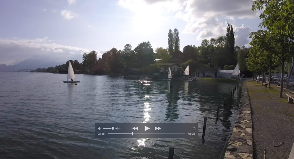 Club de vela en Lago Cuatro Cantones