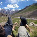 Caminando entre la inmensidad del Karakórum en Pakistán