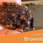 Irresistible brownie de chocolate