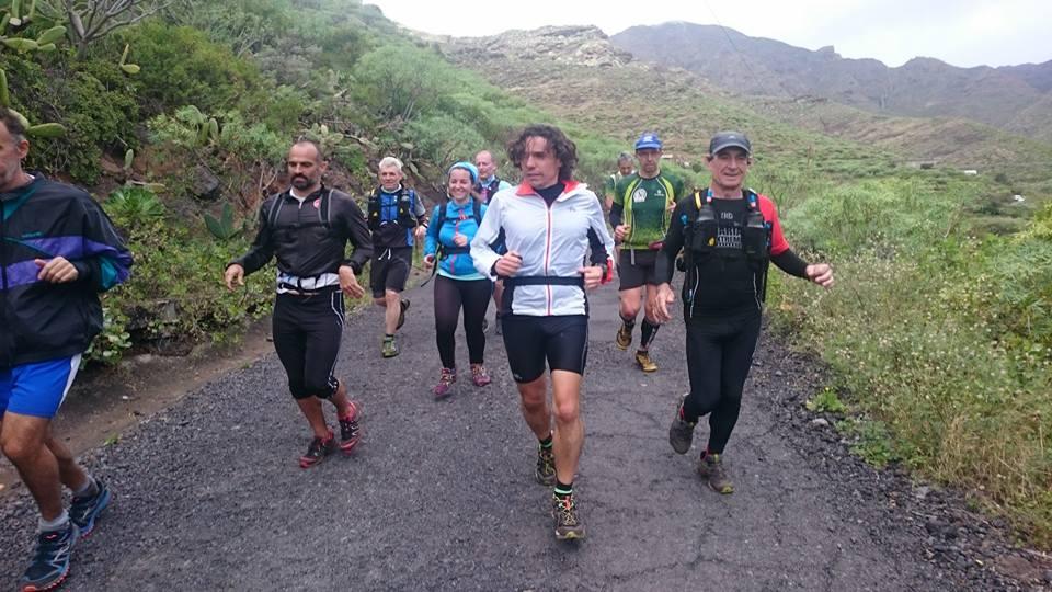Trail Juegos Master Cabildo de Tenerife