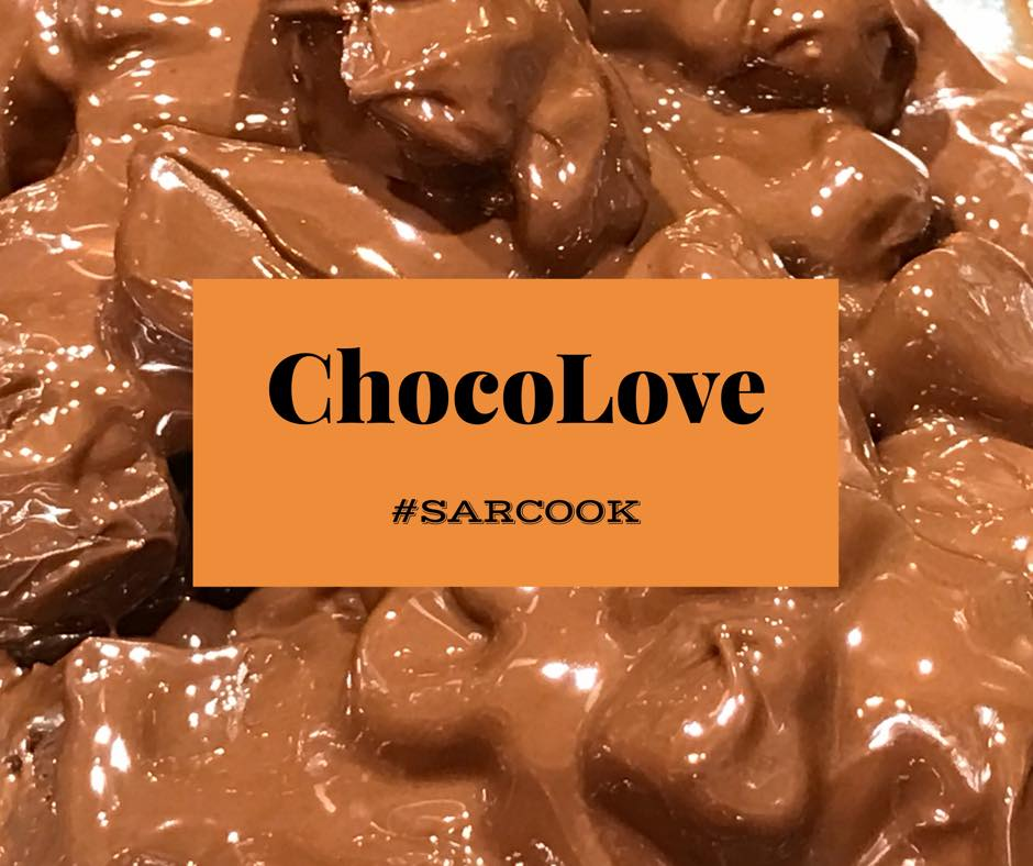 Chocolate Nestle de repostería