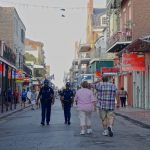 Correr por Nueva Orleans como Tom Sawyer.