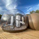 Bubble Experience – Dormir en una cápsula bajo las estrellas